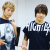 EXILEの黒木啓司、TAKAHIROとの久しぶりツーショット写真