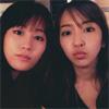 板野友美、前田敦子と不意打ちツーショット写真
