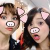篠田麻里子、大島優子と加工アプリで遊ぶ姿が可愛すぎる
