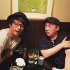田村淳、山本圭壱との食事写真を公開