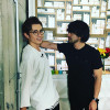 オリラジ藤森慎吾、イケメン俳優に壁ドンをされる
