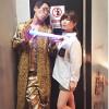 AAAの宇野実彩子、今話題のピコ太郎とのツーショット写真を公開