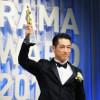 ディーン・フジオカ、ドラマ「あさが来た」で助演男優賞を受賞